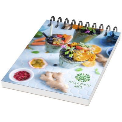 Desk-Mate® A7 Notizbuch mit Kunststoff Cover und Spiralbindung PF1052302