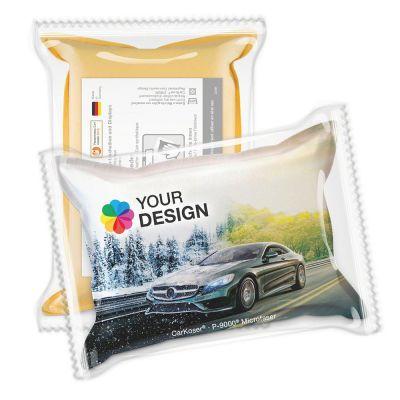 CarKoser®HD 2in1 Scheibenschwamm Kissenform, Verpackung (PC0000800)