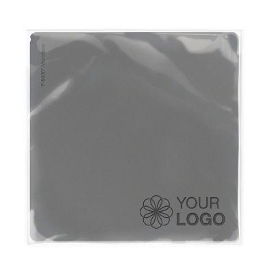 Microfaser-Prägetuch 15x15 cm bunt (PC0008900)
