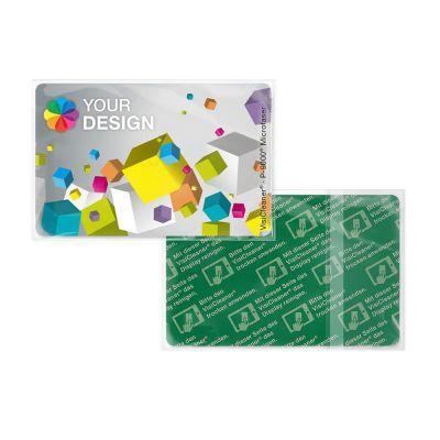 VisiCleaner® Display-Reinigungskarte, Rückseite bunt (PC0008100)