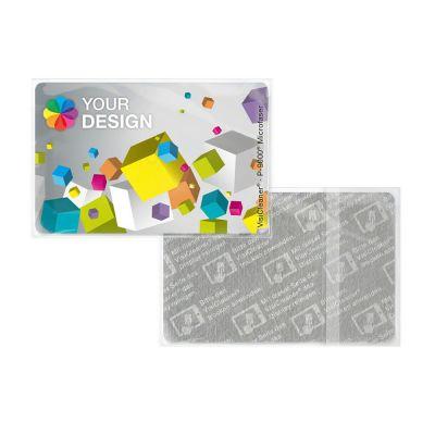 VisiCleaner® Display-Reinigungskarte, Rückseite bunt (PC0008200)