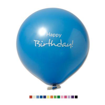 Riesenluftballon Ø 55 cm inkl. Druck 1/0 W5001