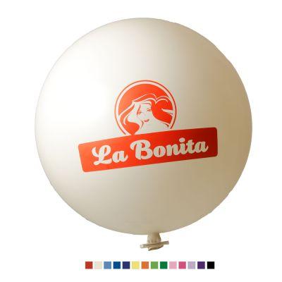 Riesenluftballon Ø 115 cm inkl. Druck 1/0 W5009 bedrucken
