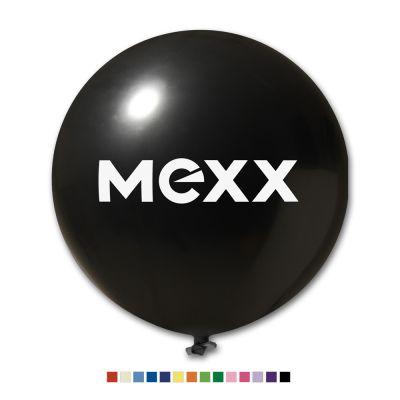 Riesenluftballon Ø 150 cm inkl. Druck 1/0 W5013 bedrucken