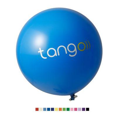 Riesenluftballon Ø 80 cm inkl. Druck 2/0 W5007 bedrucken