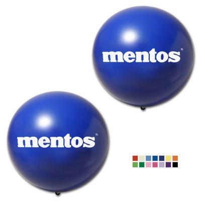 Riesenluftballon Ø 80 cm inkl. Druck 1/1 W5006 bedrucken