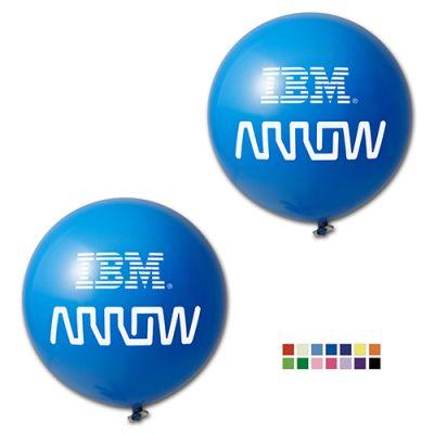 Riesenluftballon Ø 115 cm inkl. Druck 1/1 W5010 bedrucken