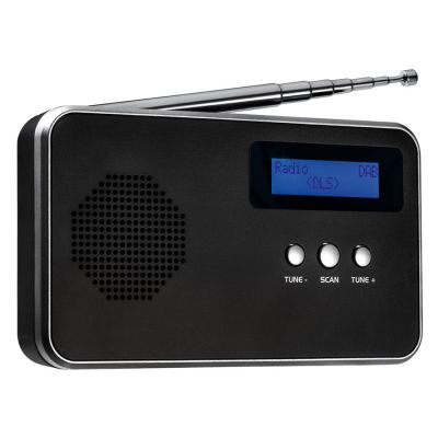 Tragbares Digitalradio FM / DAB+ REFLECTS