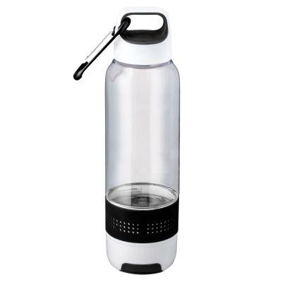 Trinkflasche mit Handtuch und Kühlfunktion REFLECTS