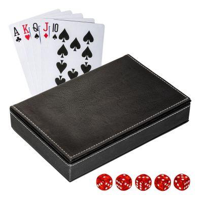 Spielkarten Set mit Box REFLECTS
