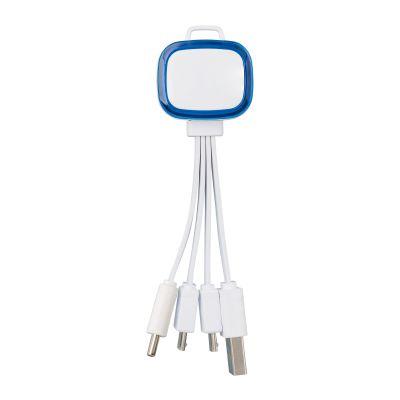 Multi-USB-Ladekabel REFLECTS