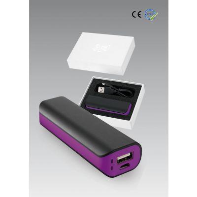 Powerbank Duo 2600 Mah - RG0002307