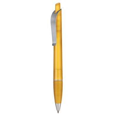 Kugelschreiber BOND FROZEN gelb
