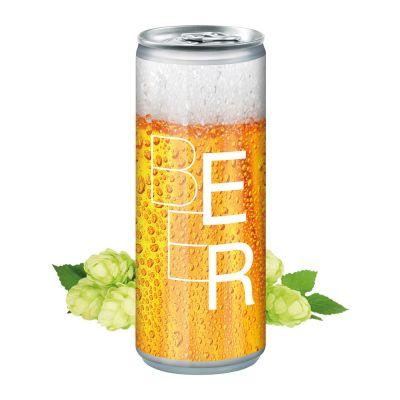 250 ml Bier - Body Label (DPG) SA0002100 bedrucken