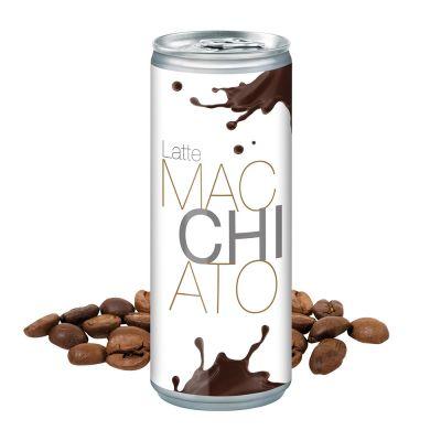 250 ml Latte Macchiato - Body Label (Pfandfrei) SA0018000 bedrucken