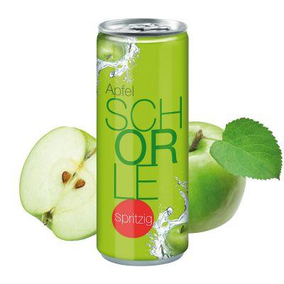 """250 ml Apfelschorle """"Spritzig"""" - Fullbody (DPG) SA0000800 bedrucken"""