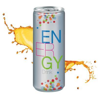 250 ml Energy Drink - Fullbody transp. (DPG) SA0008900 bedrucken