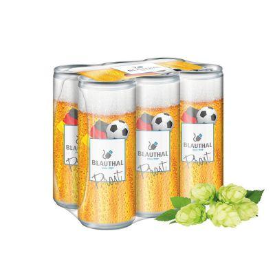 250 ml Bier - Smart Label - Sixpack (DPG) SA0002900 bedrucken