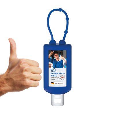 50 ml Bumper blau - Handwaschpaste - Body Label SA0017000 bedrucken