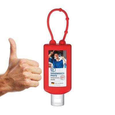 50 ml Bumper rot - Handwaschpaste - Body Label SA0017300 bedrucken