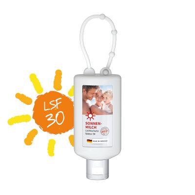 50 ml Bumper frost - Sonnenmilch LSF 30 - Body Label SA0022600 bedrucken