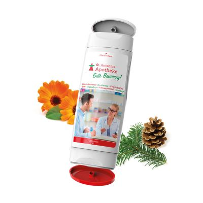 DuoPack 5: Handbalsam Ringelblume + Fußbalsam (Body Label, 2 x 50 ml) SA0005900 bedrucken