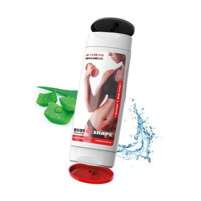 DuoPack 9: Body Lotion + Duschgel (Body Label, 2 x 50 ml) SA0006300 bedrucken