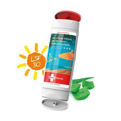 DuoPack 1: Sonnenmilch LSF 30 + After Sun Lotion (Body Label, 2 x 50 ml) SA0006400 bedrucken