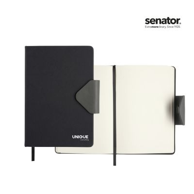 senator® NOTITZBUCH STRUKTUR, MAGNET Notitzbuch SE0010500