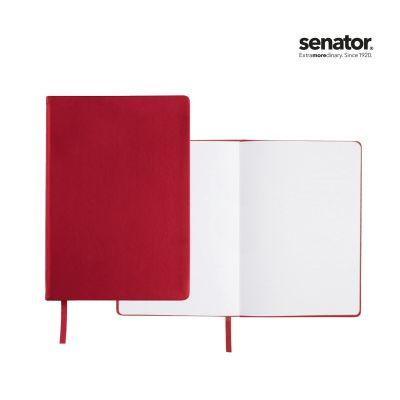 senator® NOTITZBUCH SOFT Notitzbuch rot SE0010302