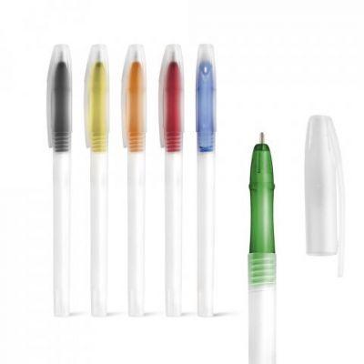 LUCY. Transparenter Kugelschreiber ST0003400