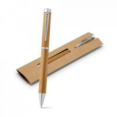 LAKE. Bambus Kugelschreiber natur ST0007700