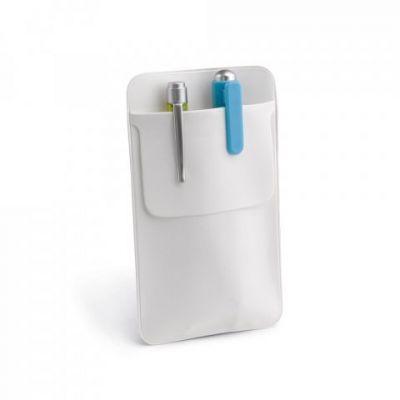 Kugelschreiber Etui weiß ST0011400
