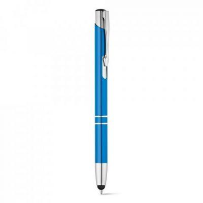 BETA TOUCH. Kugelschreiber mit Touchpen-Funktion silber ST0014106
