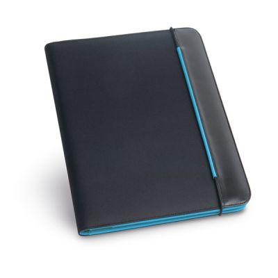 A4 Schreibmappe hellblau ST0019003