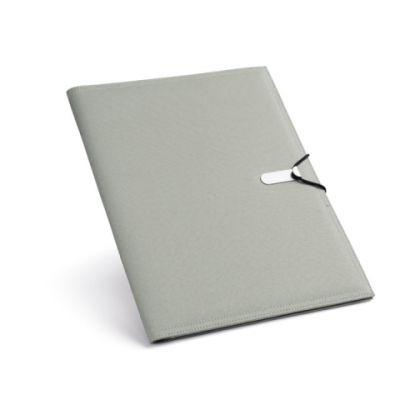 A4 Schreibmappe lichtgrau ST0019103