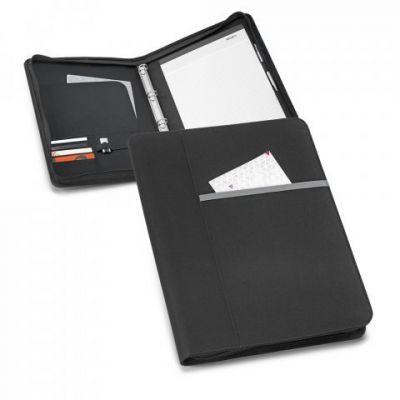 A4 Schreibmappe mit Reißverschluss lichtgrau ST0020600