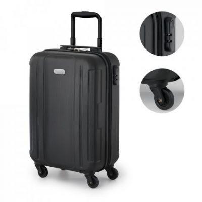 Handgepäck Trolley schwarz ST0021600
