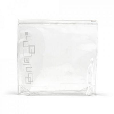Transparente Kulturbeutel weiß ST0030000