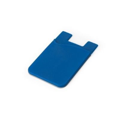 Kartenetui für Smartphone blau ST0039702