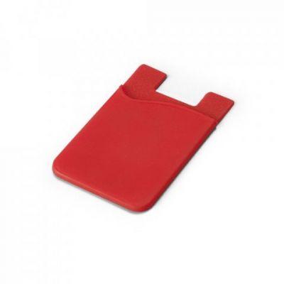 Kartenetui für Smartphone rot ST0039703
