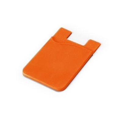 Kartenetui für Smartphone orange ST0039705