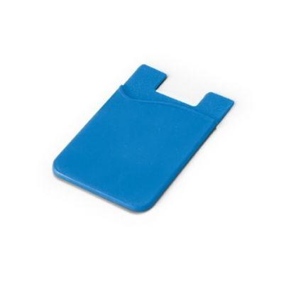 Kartenetui für Smartphone hellblau ST0039706