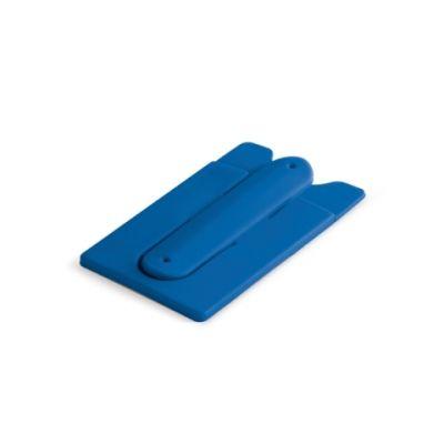 Kartenetui für Smartphone blau ST0039802