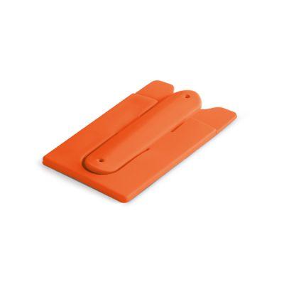 Kartenetui für Smartphone orange ST0039805