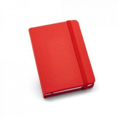 Notizbuch rot ST0042803