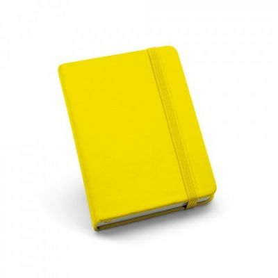 Notizbuch gelb ST0042805