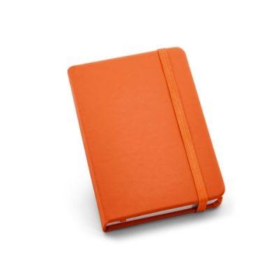 Notizbuch orange ST0042807