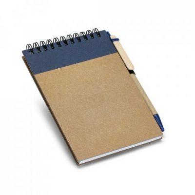 Notizbuch blau ST0042901