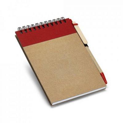 Notizbuch rot ST0042902